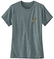 Patagonia Capilene® Cool Daily - T-Shirt - Damen, Blue