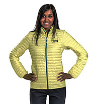 Patagonia Down Shirt - giacca piuma trekking - donna, Yellow
