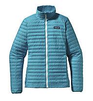 Patagonia Down Shirt - giacca piuma trekking - donna, Light Blue