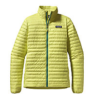 Patagonia Down Shirt Daunenjacke Damen, Yellow