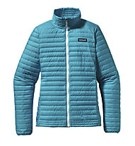 Patagonia Down Shirt Daunenjacke Damen, Light Blue