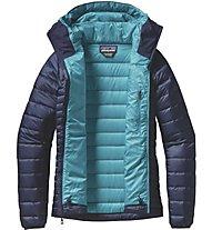 Patagonia Down Sweater Hoody Daunenjacke Damen, Blue