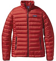 Patagonia Down Sweater Daunenjacke Damen, Red