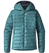 Patagonia Down Sweater Hoody Daunenjacke Damen, Light Blue