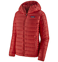 Patagonia Sweater down - giacca piuma - donna, Red
