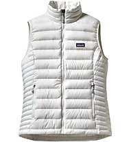 Patagonia Down Sweater - gilet in piuma - donna, White