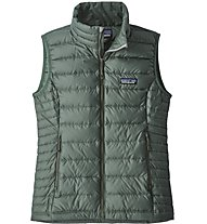 Patagonia Down Sweater - gilet in piuma - donna, Green
