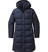 Patagonia Down With It Parka - Daunenjacke mit Kapuze - Damen, Blue