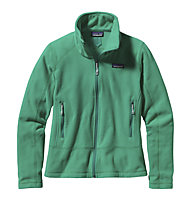 Patagonia Emmilen Jacket - Giacca donna in pile, Emerald