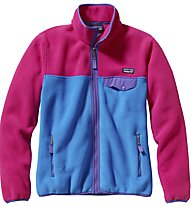 Patagonia Snap-T - Giacca in pile trekking - donna, Fuxia