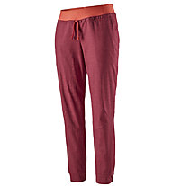 Patagonia Hampi Rock - pantaloni arrampicata - donna, Red