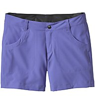 Patagonia Happy Hike Shorts 5'' Damen, Violet