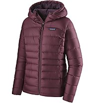 Patagonia Hi-Loft Down Sweater - Daunenjacke mit Kapuze - Damen, Dark Red