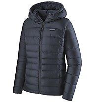 Patagonia Hi-Loft Down Sweater - giacca in piuma - donna, Dark Blue
