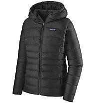 Patagonia Hi-Loft Down Sweater - Daunenjacke mit Kapuze - Damen, Black