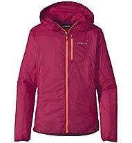 Patagonia W's Houdini Jacket Damen Windjacke mit Kapuze, Pink