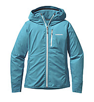 Patagonia Levitation Hoody Giacca Softshell donna, Curacao