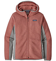 Patagonia Lightweight Better Sweater® - giacca in pile - donna, Red