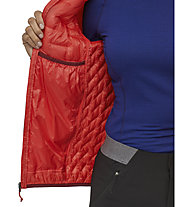 Patagonia Micro Puff® Hoody - Damen-Kapuzenjacke, Red
