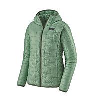 Patagonia Micro Puff® Hoody - Damen-Kapuzenjacke, Green