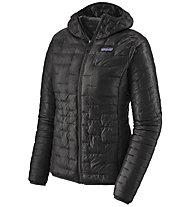 Patagonia Micro Puff® Hoody - Damen-Kapuzenjacke, Black