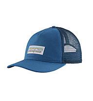 Patagonia Pastel P-6 Label Layback - cappellino - donna, Blue