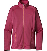 Patagonia R1 - Giacca in pile trekking - donna, Pink