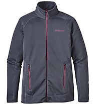 Patagonia R1 - giacca in pile trekking - donna, Blue