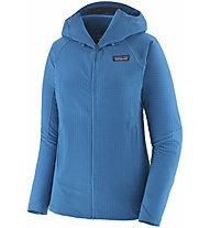 Patagonia R1 TechFace Hoody - Kapuzenjacke - Damen, Blue