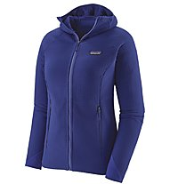 Patagonia R2 Tech Face - Softshelljacke mit Kapuze - Damen, Blue