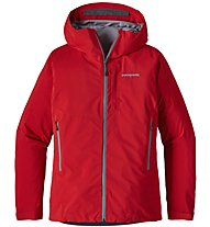 Patagonia W's Refugative Jacket Giacca trekking Donna, Red