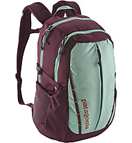 Patagonia W´s Refugio Pack 26L - Tagesrucksack Damen, Violet/Green