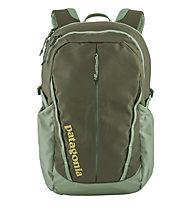 Patagonia W´s Refugio Pack 26L - Tagesrucksack Damen, Light Green/Green
