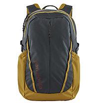 Patagonia W´s Refugio Pack 26L - Tagesrucksack Damen, Grey/Yellow