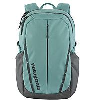 Patagonia W´s Refugio Pack 26L - Tagesrucksack Damen, Light Blue/Grey