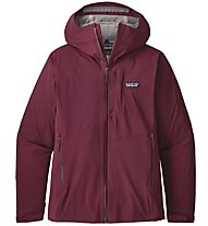 Patagonia Stretch Rainshadow - Hardshelljacke mit Kapuze - Damen, Dark Red
