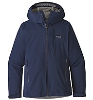 Patagonia Stretch Rainshadow - Hardshelljacke mit Kapuze - Damen, Dark Blue