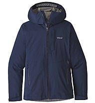 Patagonia Stretch Rainshadow - giacca hardshell - donna, Dark Blue
