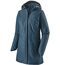 Patagonia Torrentshell 3L City Coat - giacca trekking - donna, Blue