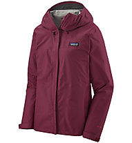 Patagonia Torrentshell 3L - giacca trekking - donna, Red