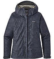 Patagonia Torrentshell - giacca hardshell - donna, Dark Blue