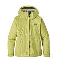 Patagonia Torrentshell - giacca hardshell - donna, Yellow