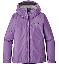 Patagonia Torrentshell - giacca hardshell - donna, Violet