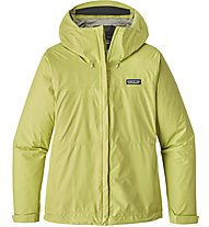 Patagonia Torrentshell - giacca hardshell - donna, Yellow