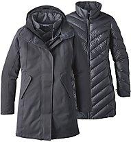 Patagonia Tres 3-in-1 Parka - giacca con cappuccio tempo libero - donna, Blue