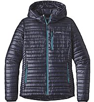 Patagonia W's Ultralight Down Hoody Giacca in Piuma Donna, Blue