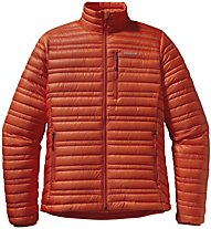 Patagonia Ultralight Down - giacca piuma trekking - donna, Orange