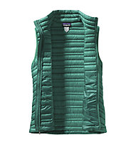 Patagonia Ultralight Daunenweste Damen, Emerald