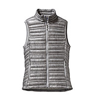 Patagonia Ultralight Daunenweste Damen, Tailored Grey
