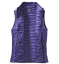 Patagonia Ultralight Down - Gilet in piuma trekking - donna, Violet